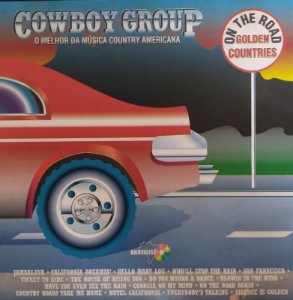 "CD - Various - On The Road - Golden Coutries ""Cowboy Group"""