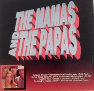 CD - The Mamas & The Papas ‎– The Mamas & The Papas (Nacional)