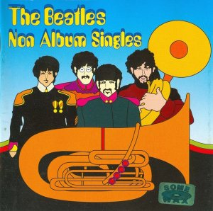 CD - The Beatles ‎– Non Album Singles