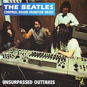 CD - The Beatles – Control Room Monitor Mixes
