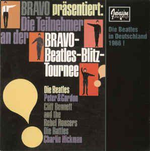 CD - The Beatles – Die Beatles In Deutschland 1966!