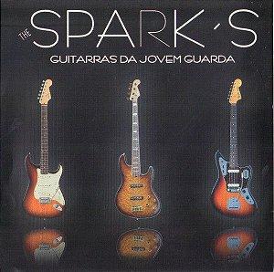 CD - The Spark's – Guitarras Da Jovem Guarda