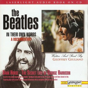 CD - Geoffrey Giuliano / The Beatles – Dark Horse The Secret Life Of George Harrison