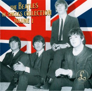 CD - The Beatles – UK Singles Collection Volume 1 Importado - (Great Britain)