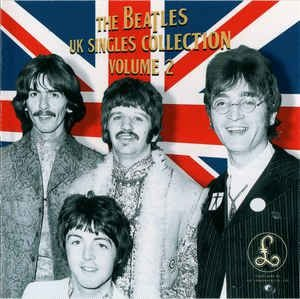CD - The Beatles ‎– UK Singles Collection Volume 2 (Importado) - Digipack