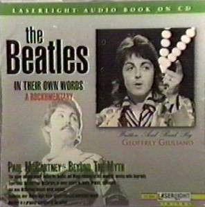 CD - The Beatles In Their Own Words: A Rockumentary (Paul McCartney / Beyond The Myth) - Importado USA (Vários Artistas)