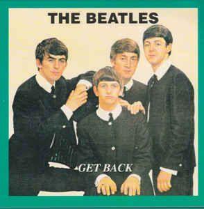 CD - The Beatles – Get Back (Importado)