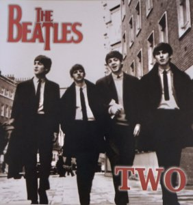 CD - The Beatles - TWO
