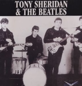 CD- Tony Sherdidan & The Beatles