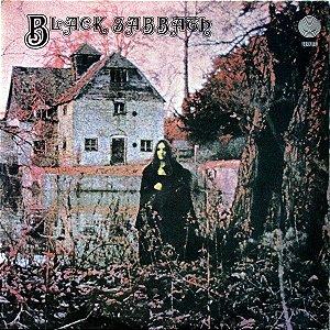 LP Black Sabbath – Black Sabbath