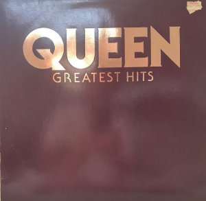 LP Queen – Greatest Hits - Imp - Germany