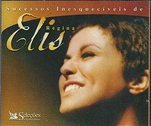 CD - Elis Regina – Sucessos Inesquecíveis De Elis Regina (CD Quíntuplo)