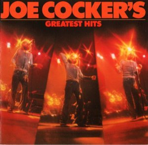 LP Joe Cocker ‎– Joe Cocker's Greatest Hits Imp - us