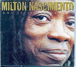 CD - Milton Nascimento – Uma Travessia Musical (BOX 5 cds)
