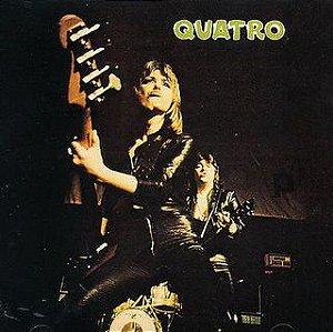 LP - Suzi Quatro – Quatro