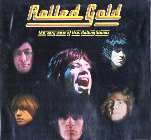 LP The Rolling Stones ‎– Rolled Gold - The Very Best Of The Rolling Stones (Álbum Duplo)