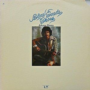 LP - Johnny Rivers – Blue Suede Shoes - 1973