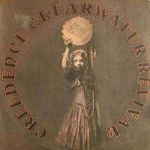 LP - Creedence Clearwater Revival – Mardi Gras 1972 (Importado)