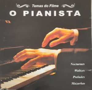 CD - Temas do Filme O Pianista