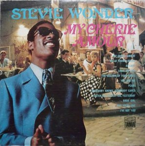 LP Stevie Wonder ‎– My Cherie Amour