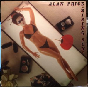 LP - Alan Price ‎– Rising Sun 1980 (Importado)