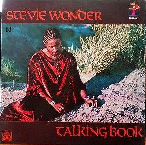LP- Stevie Wonder – Talking Book 1973