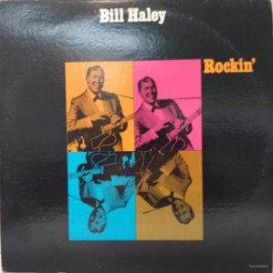 LP - Bill Haley And His Comets – Rockin - Importado (US)