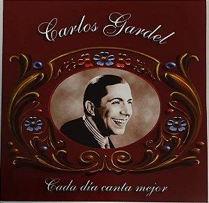 CD - Carlos Gardel - Cada Dia Canta Mejor