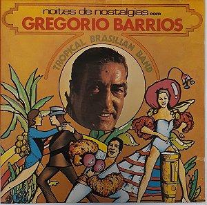 CD - Noites De Nostalgias Com Gregorio Barrios E Tropical Brazilian Band