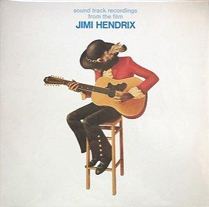 "LP - Jimi Hendrix – Sound Track Recordings From The Film ""Jimi Hendrix""  1973 - Duplo"