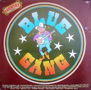 LP - Blue Gang Band 1979