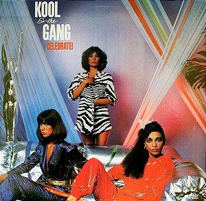 LP - Kool & The Gang – Celebrate! (Importado US )  - 1980