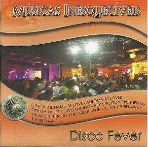 CD - Músicas Inesquecíveis: Disco Fever