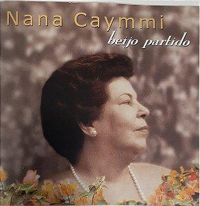CD - Nana Caymmi - Beijo Partido