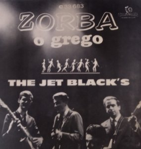"Comp - The Jet Black's ‎– ""Zorba O Grego"""