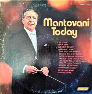 LP Mantovani Today - Importado (US)