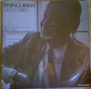 LP - Pixinguinha – Vida e Obra 2 LPS + LIVRETO - 1978