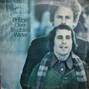 LP Simon And Garfunkel ‎– Bridge Over Troubled Water