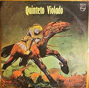 LP - Quinteto Violado - 1972