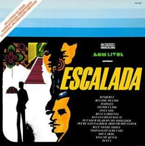 LP - Various - Trilha Sonora Original da Novela Escalada - Internacional