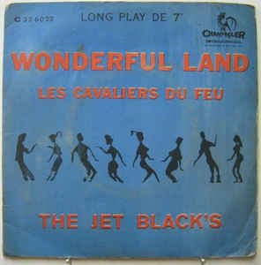 Comp - The Jet Black's ‎– Wonderful Land