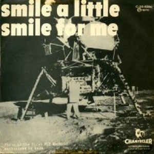 "Comp - The Jet Black's ‎– Smile A Little Smile For Me ( 7"", 33 ⅓ RPM)"