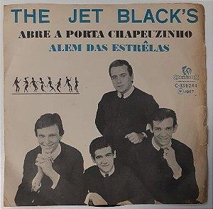 """Comp - The Jet Black's – Abre A Porta Chapeuzinho / Além Das Estrelas (Vinyl, 7"""", 33 ⅓ RPM, EP, Mono)"""