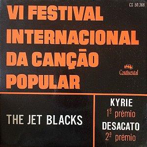 """Comp - The Jet Blacks – VI Festival Internacional Da Canção Popular (Vinyl, 7"""", 33 ⅓ RPM, Single)"""