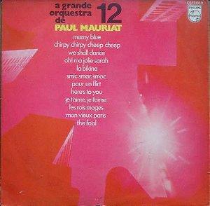 LP – A Grande Orquestra De Paul Mauriat 12
