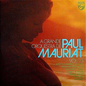 LP - A Grande Orquestra De Paul Mauriat vol 23