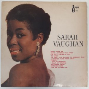 LP - Sarah Vaughan volume 2