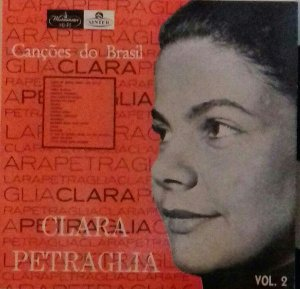 LP - Clara Petraglia – Cançoes Do Brasil Vol. 2