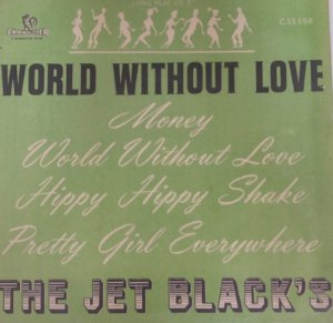 Comp - The Jet Black's - World Without Love
