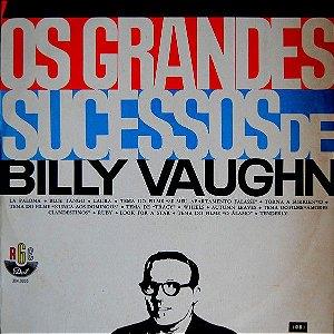LP – Os Grandes Sucessos De Billy Vaughn